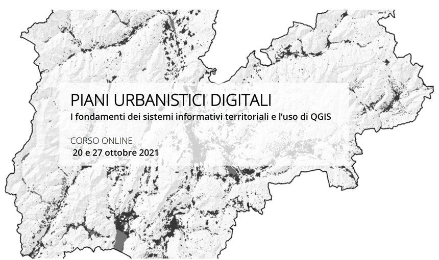 PIANI URBANISTICI DIGITALI. I fondamenti dei sistemi informativi territoriali e l'uso di QGIS8
