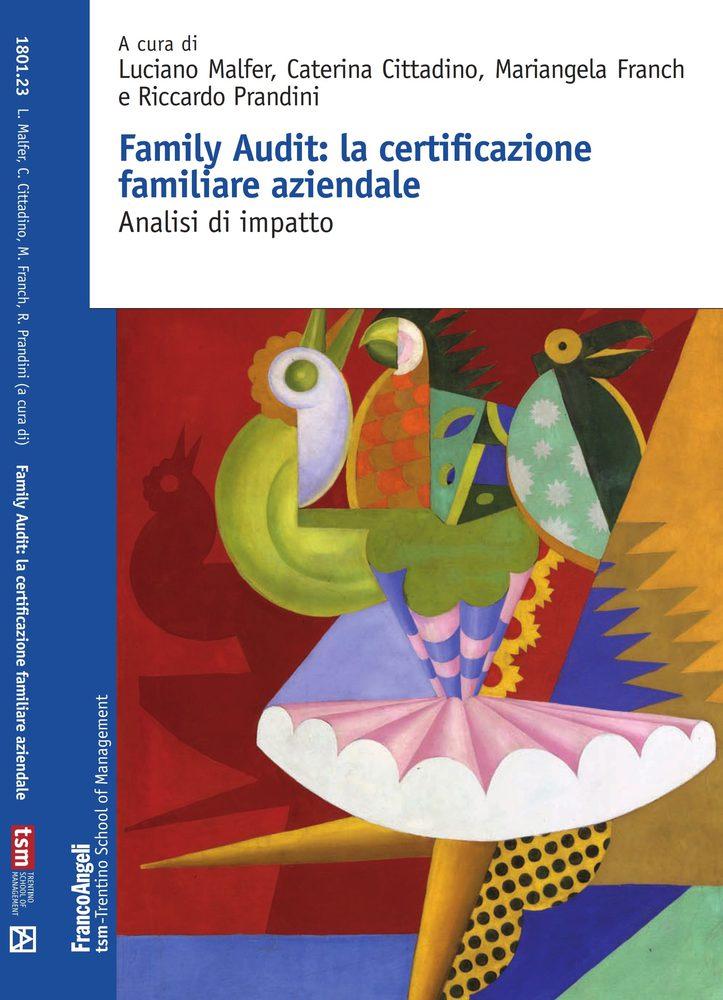 Family audit: la certificazione familiare aziendale