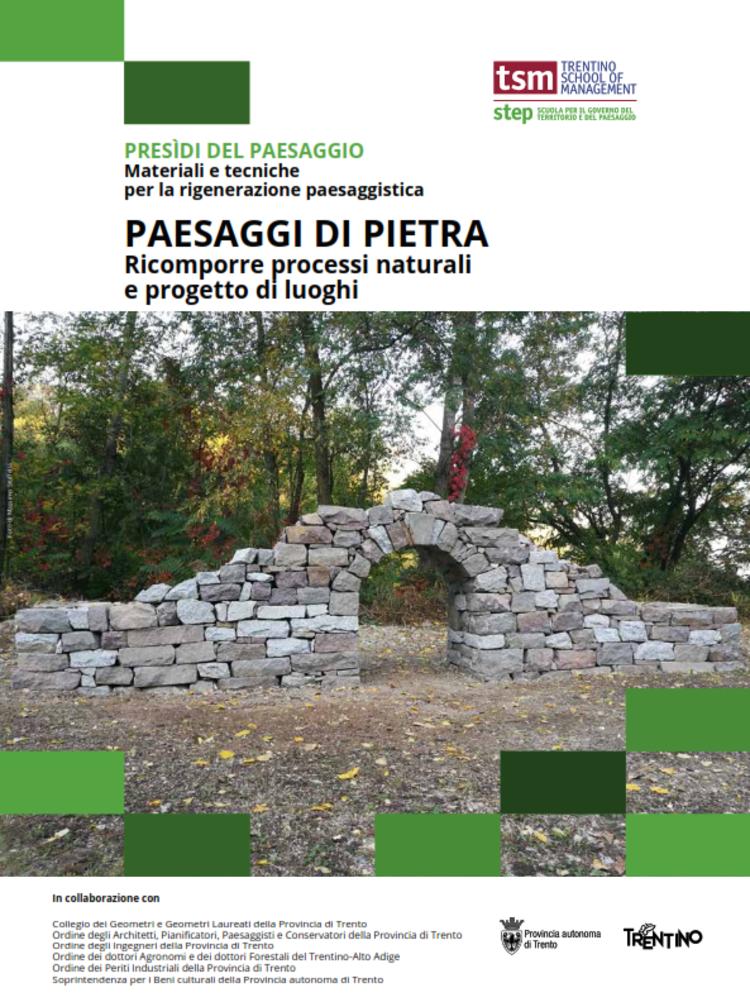 Paesaggi di pietra. Ricomporre processi naturali e progetto di luoghi7