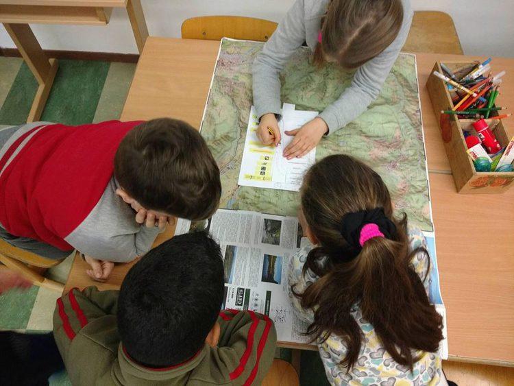 Tè degli insegnanti. Paesaggi di comunità. Educazione al paesaggio, educazione alla cittadinanza7