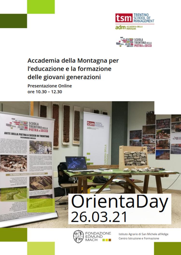 Orienta day: educazione e la formazione delle giovani generazioni7