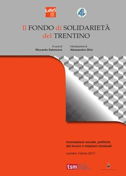 Il fondo di solidarietà del Trentino