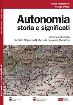 Autonomia storia e significati