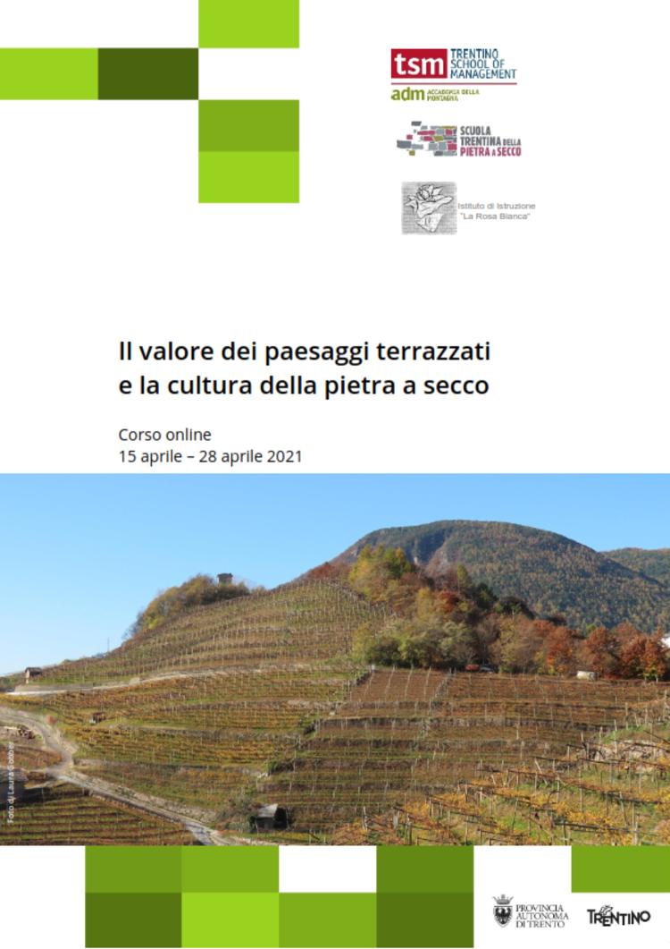 Il valore dei paesaggi terrazzati e la cultura della pietra a secco7