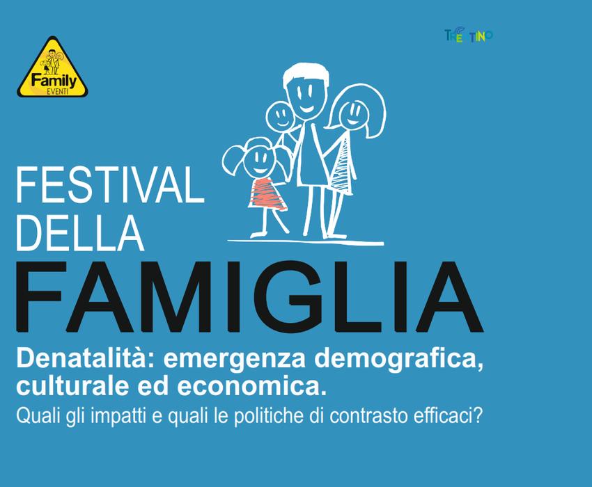 FESTIVAL DELLA FAMIGLIA 2019