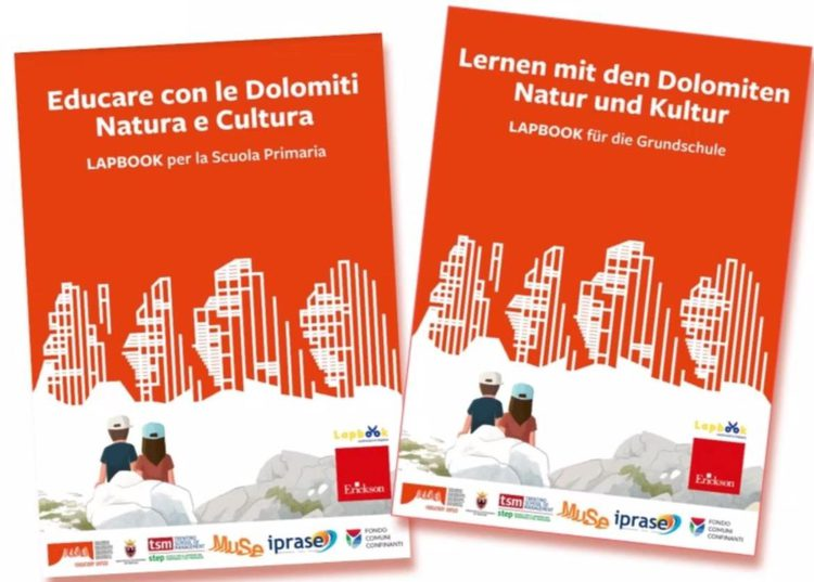 """Lapbook per la scuola primaria. """"Educare con le Dolomiti. Natura e cultura"""""""