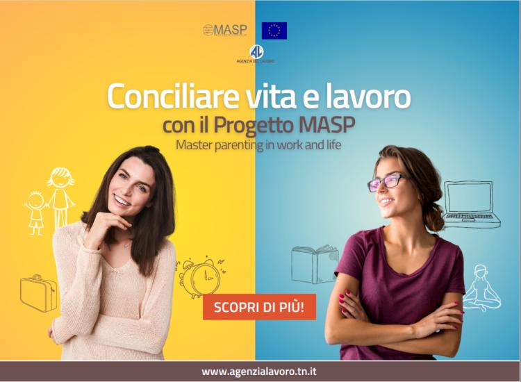 MASP  - Master parenting in work and life - PERCORSO OPERATORI CPI