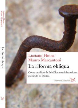 La riforma obliqua - copertina