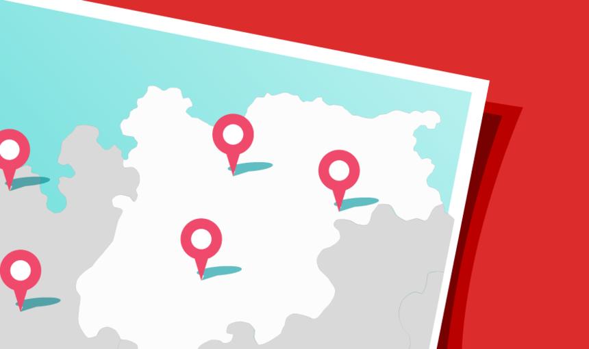 Mappa Iniziative StepJunior