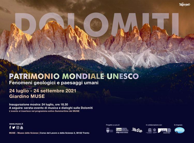 Inaugurazione mostra Dolomiti UNESCO. Fenomeni geologici e paesaggi umani7