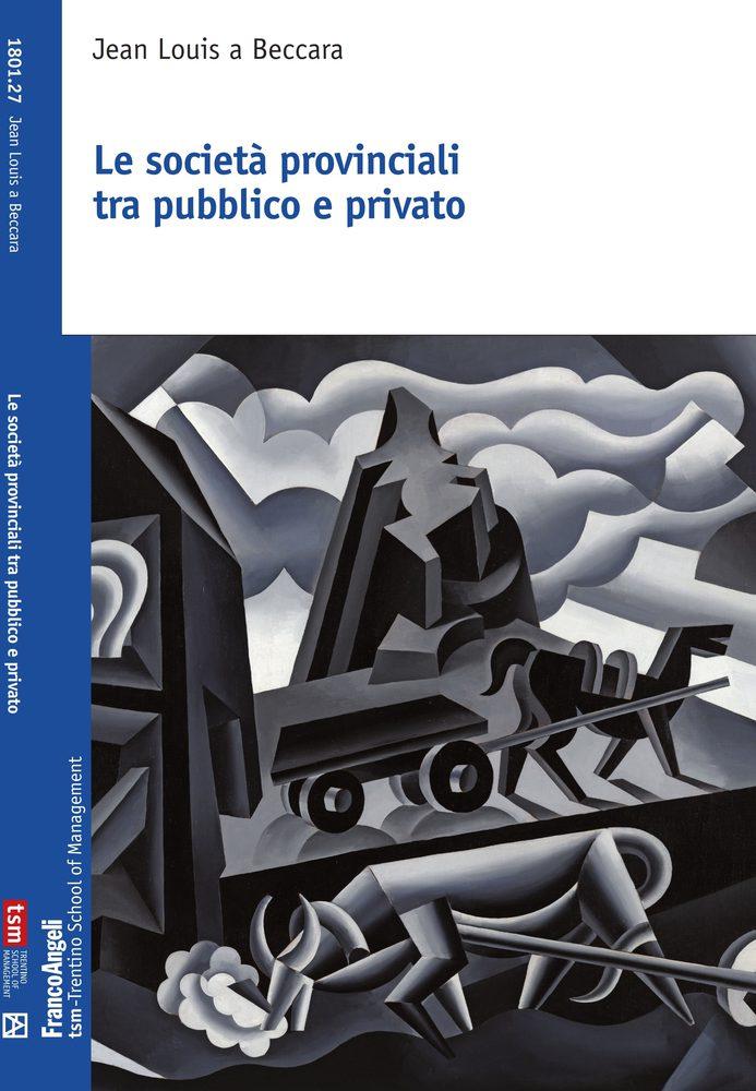 Le società provinciali tra pubblico e privato