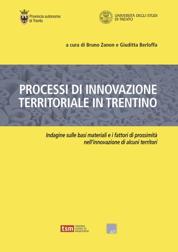 Processi di innovazione territoriale in Trentino