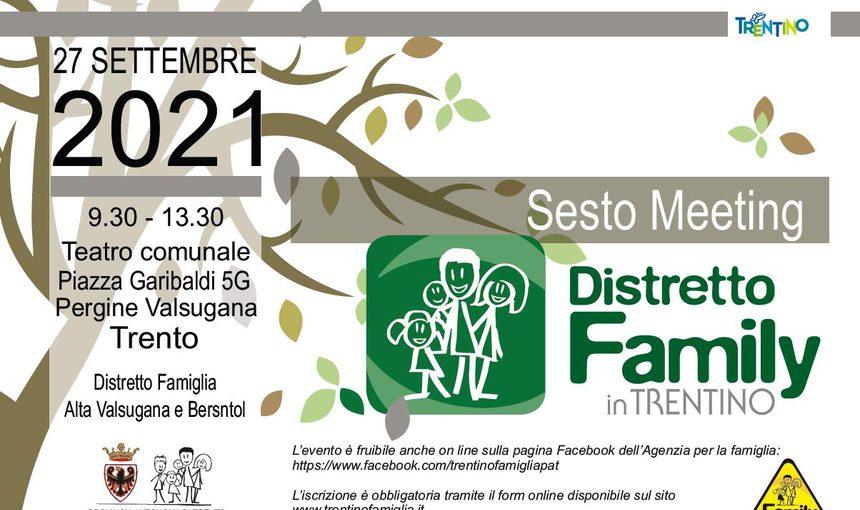 CTF - Sesto Meeting Distretti family in Trentino8