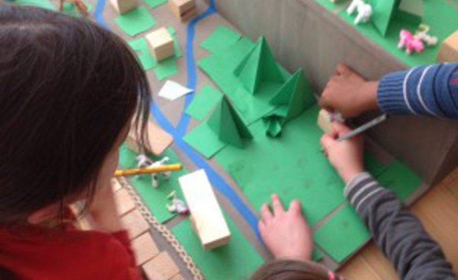 Educazione al paesaggio al MUSE