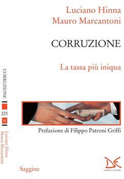 Corruzione - La tassa più iniqua - copertina