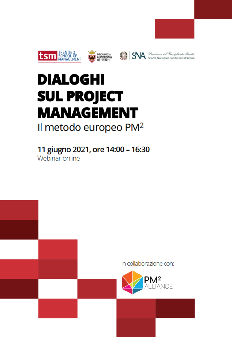 Dialoghi sul Project Management. Il metodo europeo PM²7