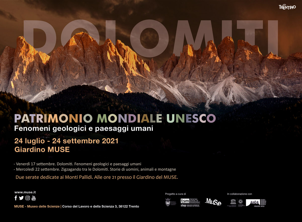 Zigzagando tra le Dolomiti. Storie di uomini, animali e montagne. Un monologo di e con Marco Albino Ferrari