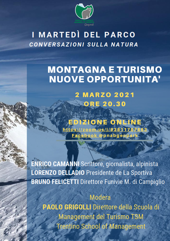 Montagna e Turismo. Nuove opportunità
