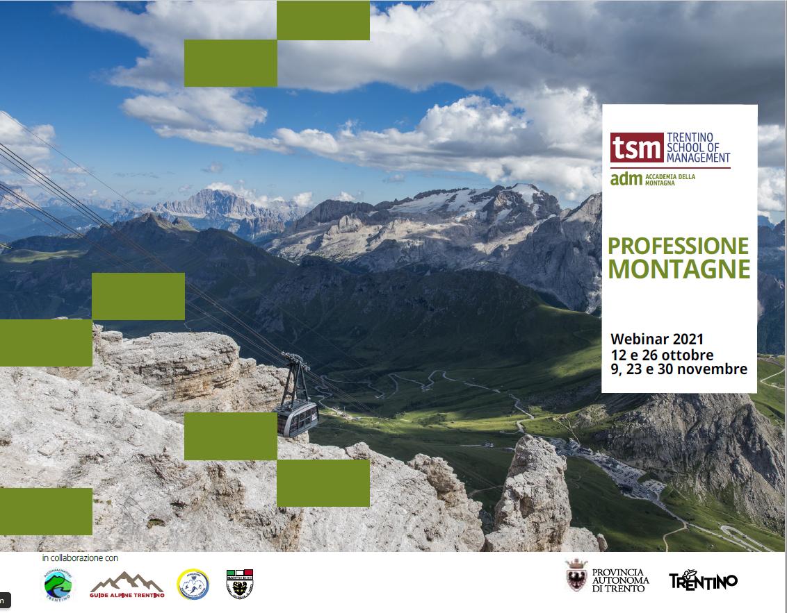 Adm<i>incontra</i>:  Professione montagne - La comunicazione del rischio nella relazione tra professionista e cliente