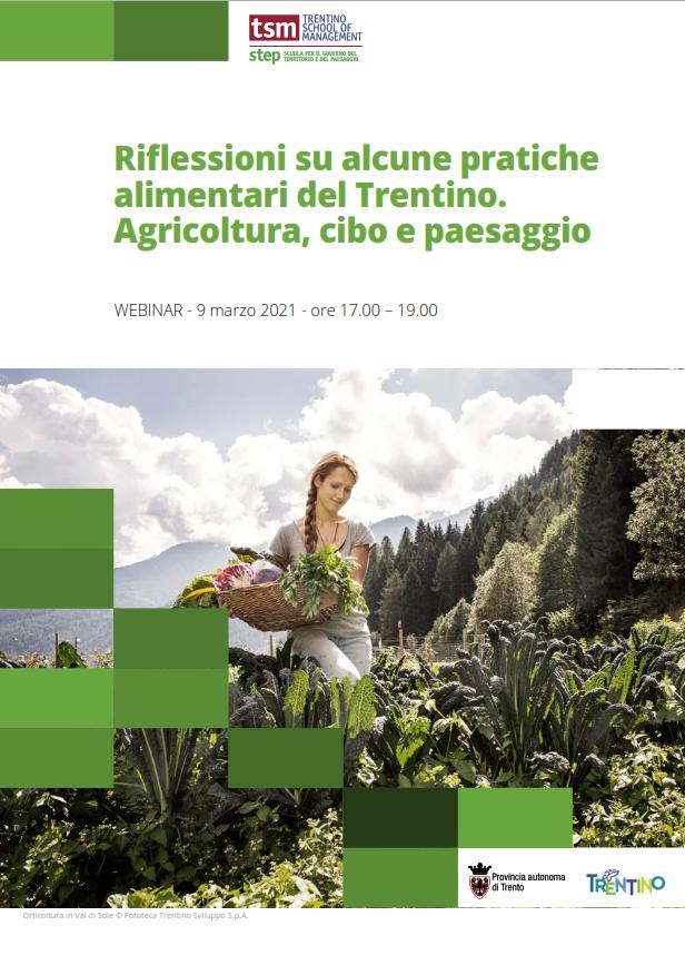 Orticoltura in Val di Sole. Fototeca Trentino Sviluppo S.p.A.