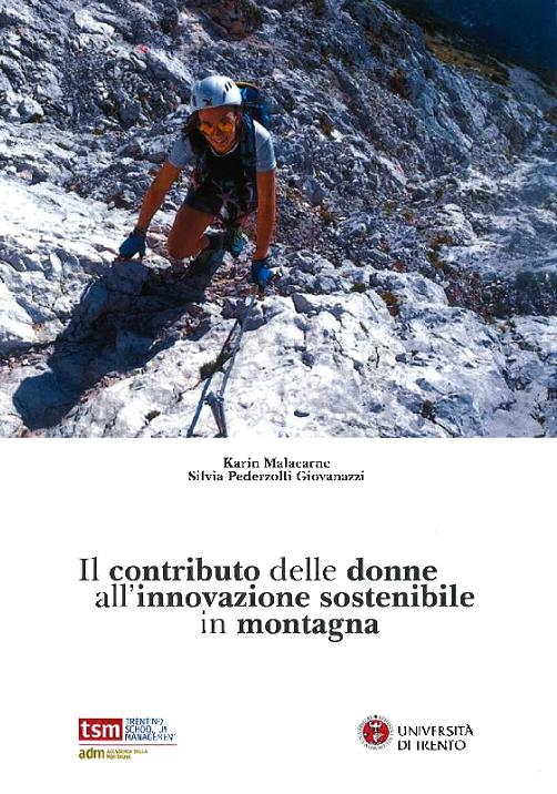 Il contributo delle donne all'innovazione sostenibile in montagna