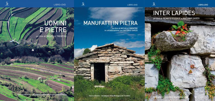 Trilogia della pietra a secco. Documentari per l'educazione e la promozione della cultura della pietra a secco