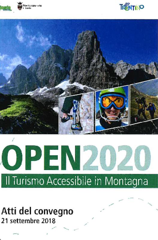OPEN 2020. Il Turismo Accessibile in Montagna